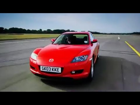 Mazda RX8 car review - Top Gear - BBC autos Music Videos