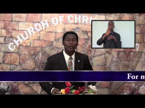 Christian Age, Minister Abraham Monney, Church of Christ,Ghana  18 04 2015