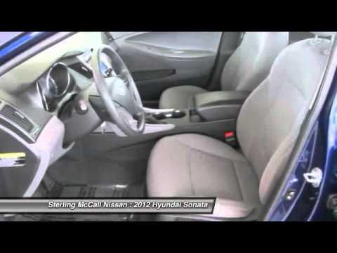 0 2012 Hyundai Sonata at Sterling McCall Nissan in Stafford CH310396