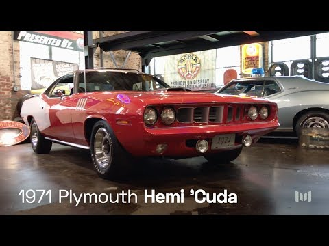 1971 Plymouth 'Cuda - Knowledge Base