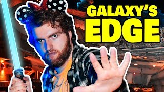 Star Wars: Galaxy's Edge Review