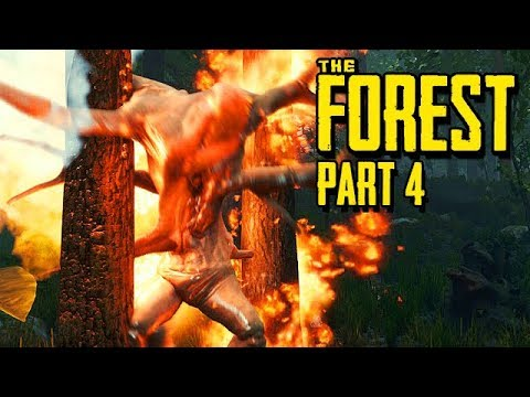 The Forest Gameplay German Story Mode - Kein Frieden im Wald