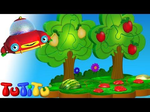 TuTiTu Toys | Fruit Puzzle Toy