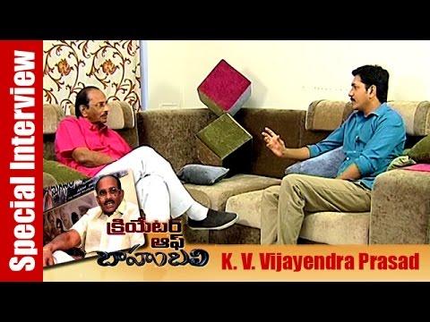 K. V. Vijayendra Prasad Exclusive Interview on Bahubali Full Episode Photo Image Pic