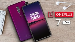 OnePlus 7 Pro First Look, 5G, 12GB RAM, Four Camera Setup, Features, Specification, CONCEPTS!