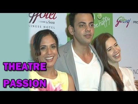 Riccha Chadda and Kalki Koechlin at a theatre event | Bollywood News