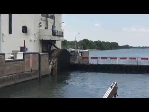 Москва - Сочи по воде (эпизод 14: Инцидент в шлюзе, река Дон, Ростов на Дону)