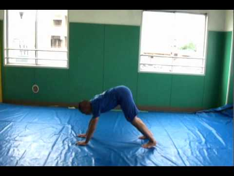 萩原幸之助 Russian   Sambo   Workout   -  Arm  Training Image 1