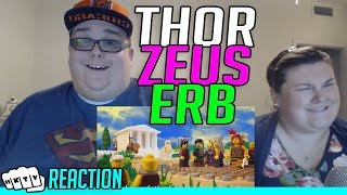 THOR v ZEUS ERB REACTION!!🔥