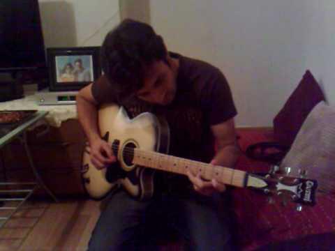 Zoheb Adil guitar ajeeb dastan rubaru roshni rang de basanti...