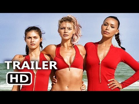 BAYWATCH Official Trailer (2017) Dwayne Johnson, Zac Efron, Alexandra Daddario Comedy Movie HD
