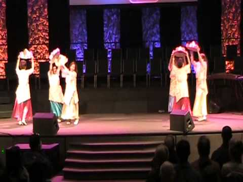 Agape Salakot Dance Oct  2013 video