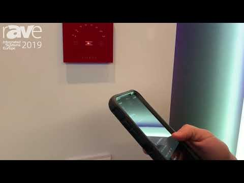 ISE 2019: VITREA Debuts VTouch Pro Wireless Smart Home System
