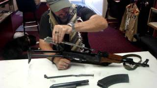 How to: Take apart an AK 47