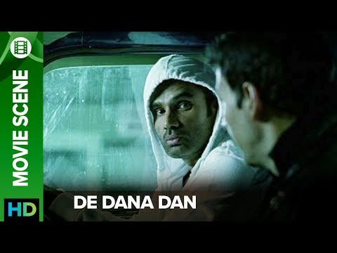 Suniel Shetty Can Escape The World | De Dana Dan