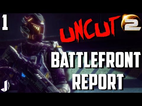 Planetside 2 Battlefront Report (uncut with live commentary) Pt1