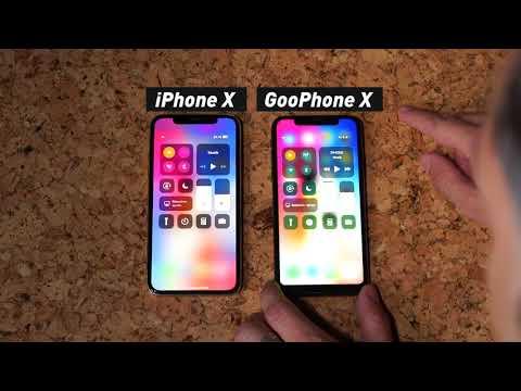 GooPhone X: Dreister Klon oder echte Konkurrenz?