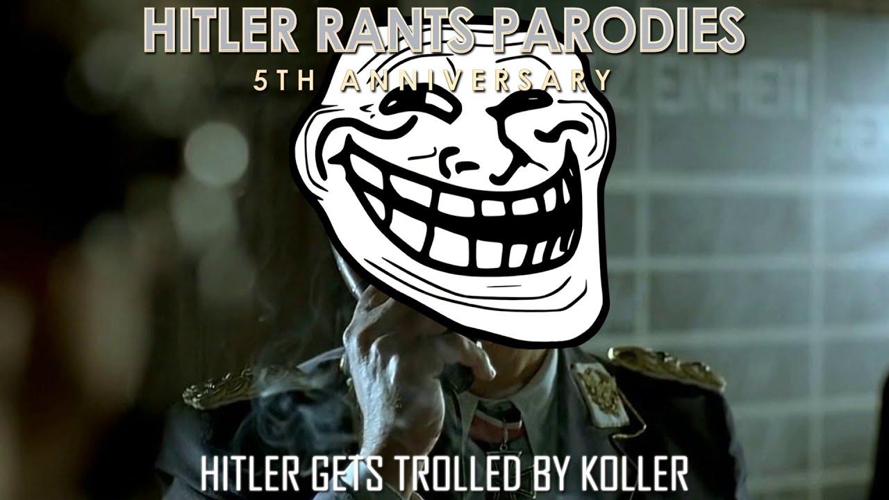 Hitler gets trolled by Koller
