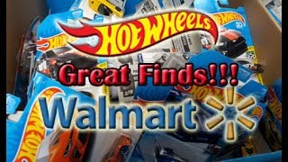 Walmart Great Hot Wheels Finds