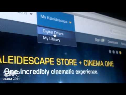 CEDIA 2014: Kaleidescape Reveals New Look for Kaleidescape Online Store