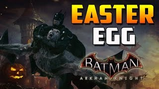 Batman Arkham Knight - El Escape de Man-Bat en Halloween! (Secreto)