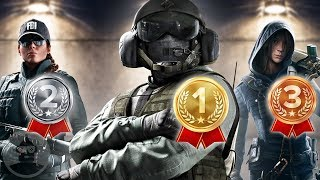 Top 10 Rainbow Six Siege Operators Ranked! Is Twitch Or Lesion #1? | The Leaderboard