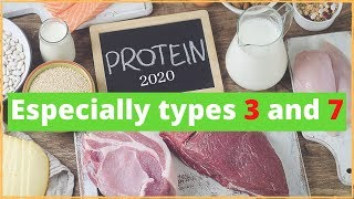 9 Protein foods in the best diets 2020 | Hehev