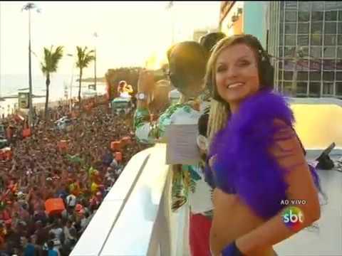 Ivete Sangalo Carnaval 2015 Barra Ondina