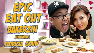 Epic Eat Out #18: Valentine Dinner with Patricia Gouw at Bakerzin | PUTRA SIGAR