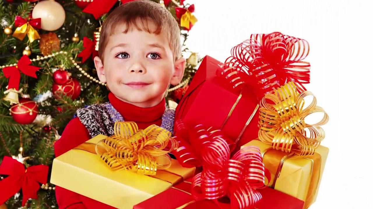 Подарки детям на нг 2018 1