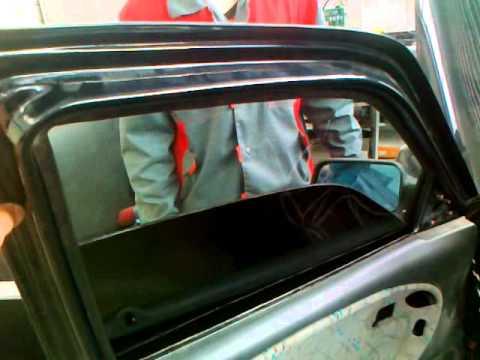 двойные стекла на передние