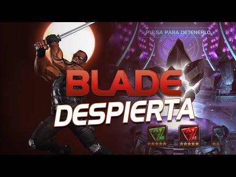 Blade 5 Star! DESPIERTA | Marvel Contest of Champions
