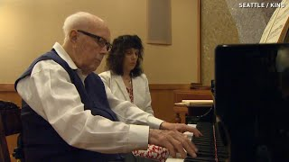 100 Year Old Pianist Is So Good He Makes People Cry
