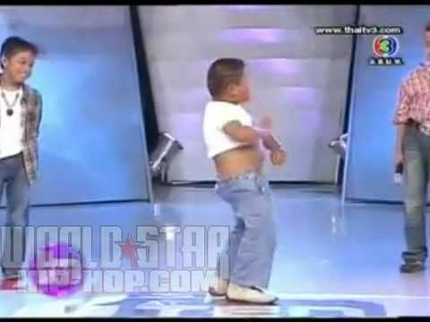 "Lil Asian Fat Kid Dancing To ""Get Low"" thumbnail"