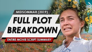 Midsommar: Plot Leak Breakdown | Entire Script Summary Of The New Horror Movie Explained