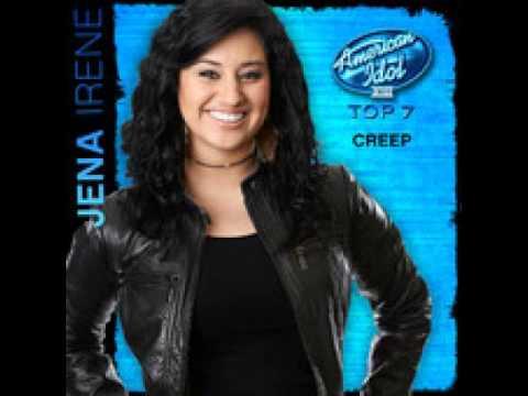 Jena Irene - Creep - Studio Version - American Idol 2014 - Top 7