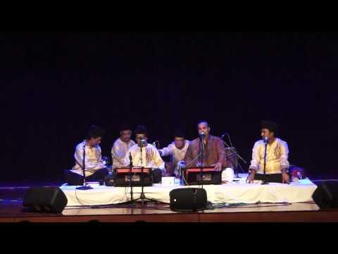 A Qawwali Night With Amjad Sabri - Boston Part 1 video