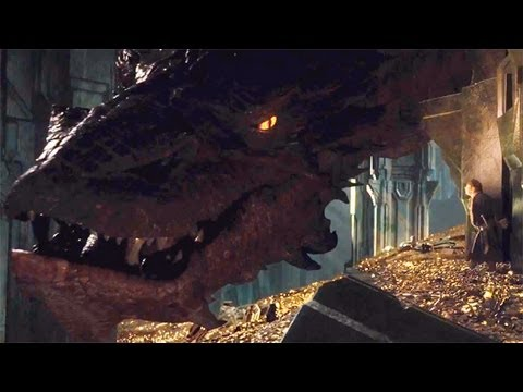 The Hobbit: The Desolation of Smaug - Benedict Cumberbatch Trailer Edition
