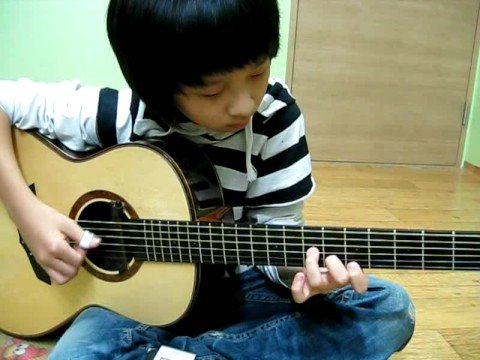 Sungha Jung - Pirates Of The Caribbean