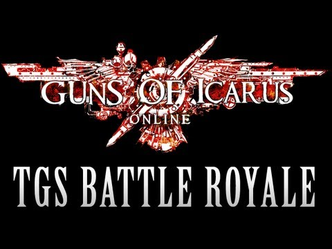 Guns of Icarus - TGS Battle Royale