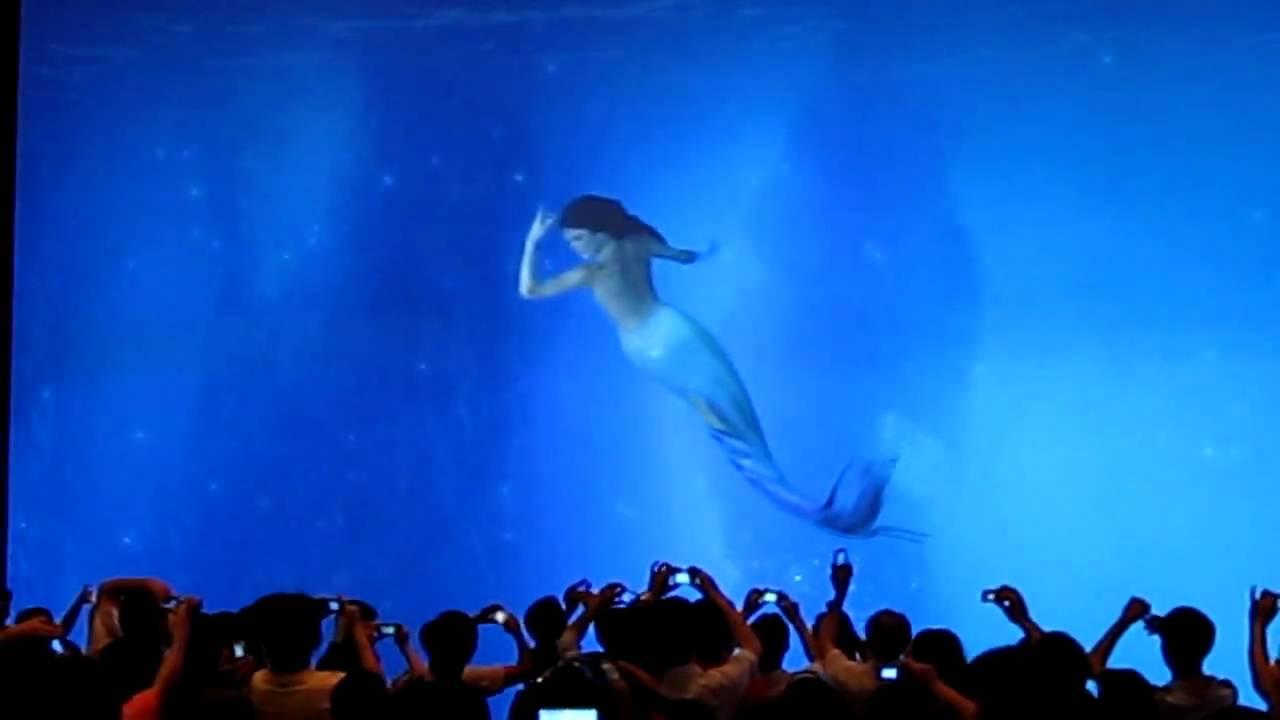virtual aquarium - city of dreams macau