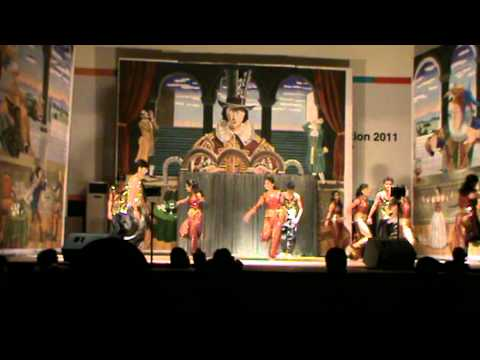 Dance Club BITS Pilani  performance on Mayya Mayya song in Oasis...