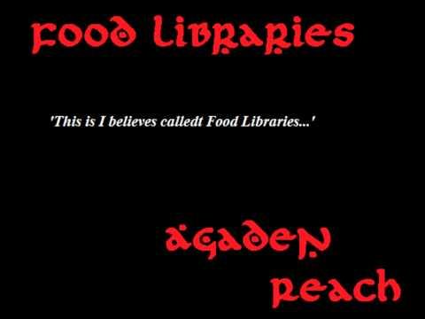 Food Libraries - Dubstep by Agaden Reach