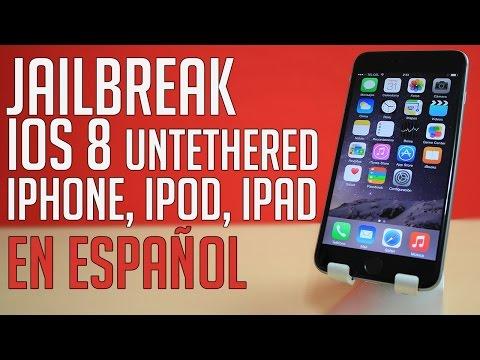 Jailbreak iOS 8 y 8.1 Untethered | iPhone, iPod Touch, iPad