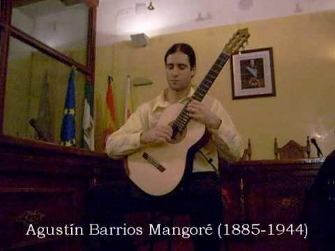 La Catedral (I, II, III), Agustín Barrios - Camilo Verga, Guitarra (en España)