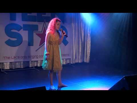 Fly To Your Heart - Selena Gomez Cover Performed At Teenstar video
