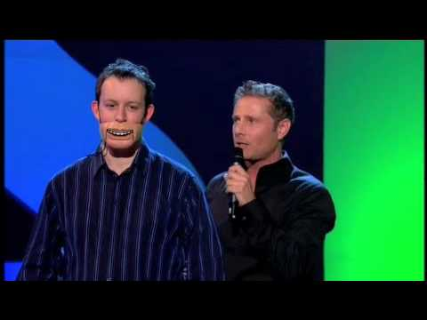 Paul Zerdin on Comedy Rocks with Jason Manford - Featuring Human Dummy Steve Graston