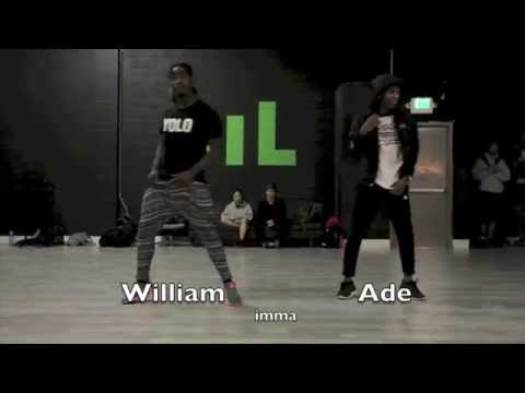 @Ace Hood | On my Momma | WilldaBeast Adams Choreo | @Willdabeast__ Music Videos