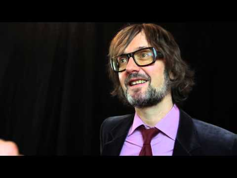 Pulp's Jarvis Cocker on winning the Q Inspiration Award at the 2012 Q Awards