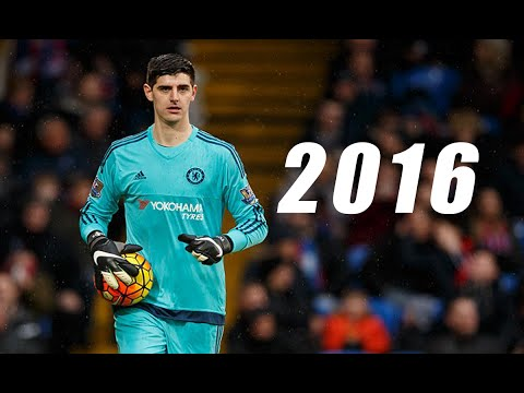 Thibaut Courtois - Best Saves 2016  ● Amazing Saves Show  ●